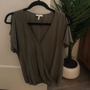Olive Joie top